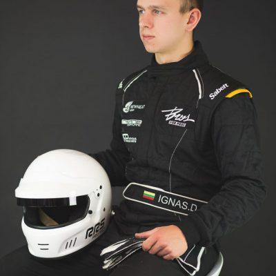 Ignas Daunoravičius - Ringfreaks
