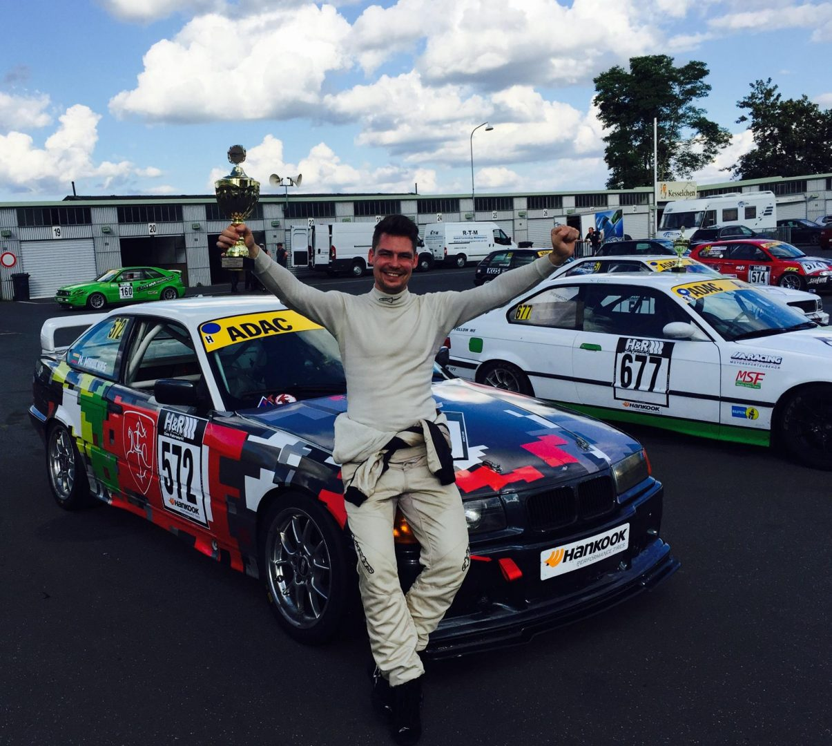 Rent Race Cars To Compete In