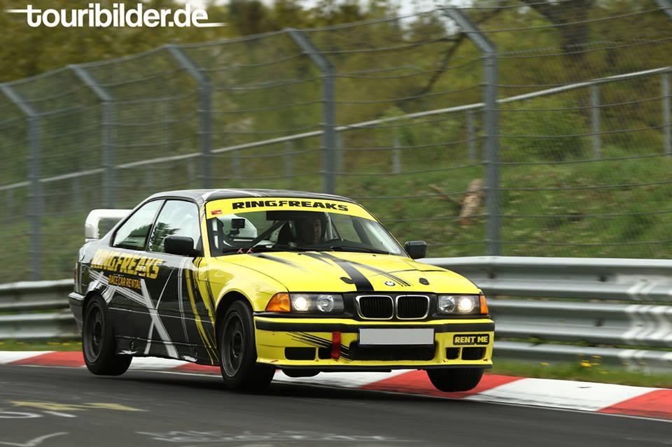 BMW E36 325i - Ringfreaks - Race Car Rental Nurburgring