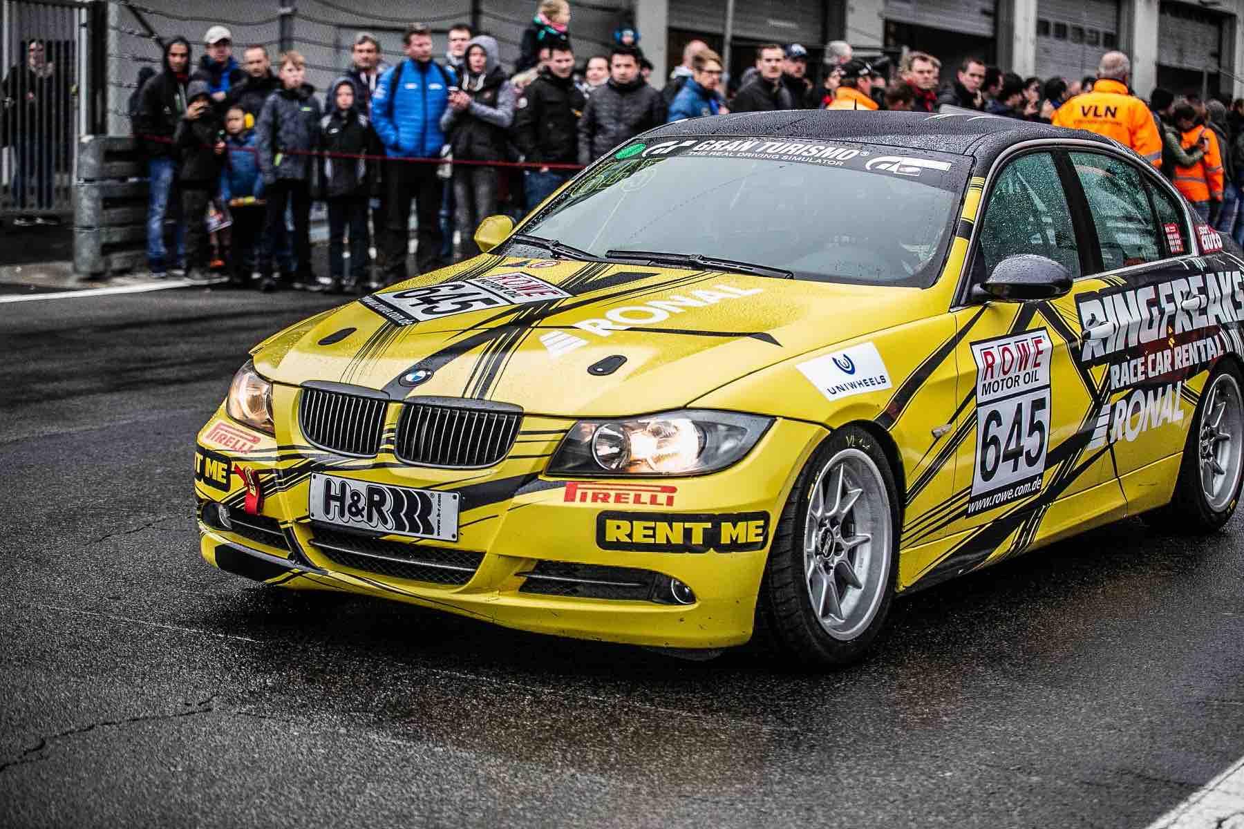 Ring Freaks Nurburgring