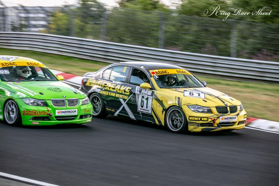BMW E90 325i - Ringfreaks - Race Car Rental Nurburgring